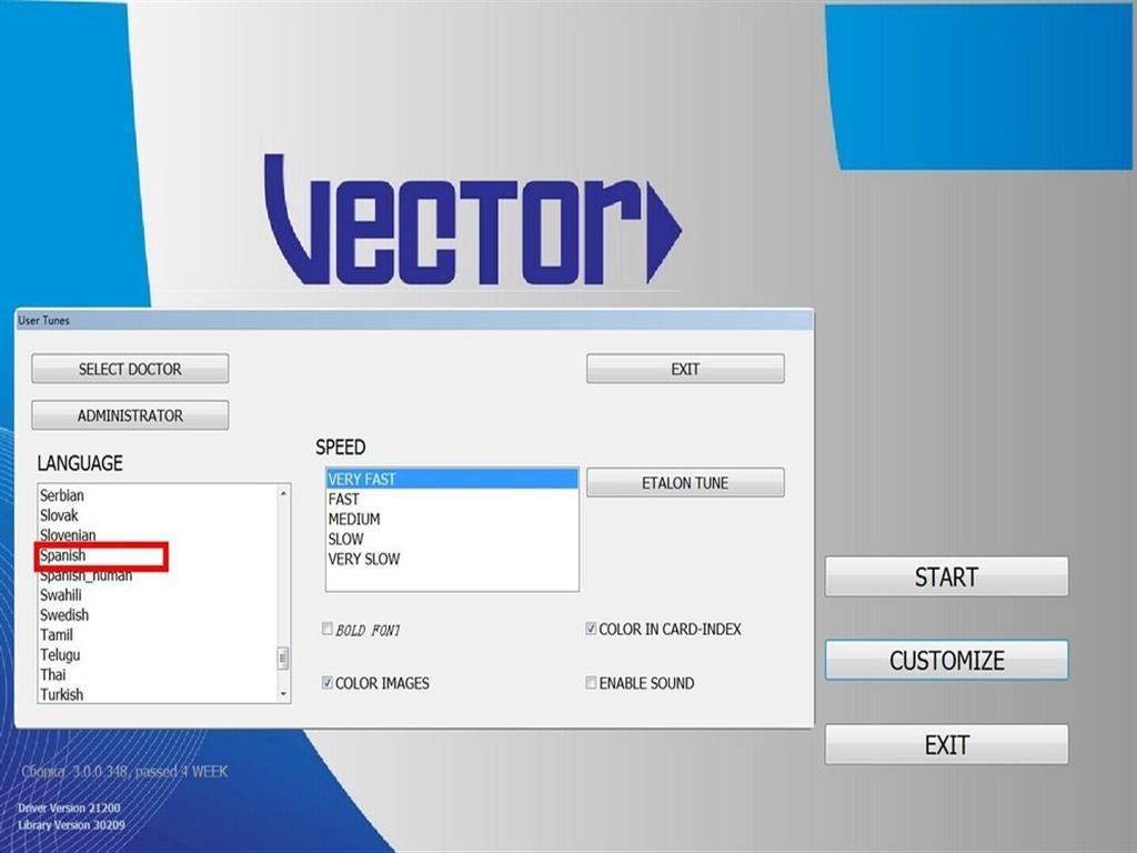 vector nls russia