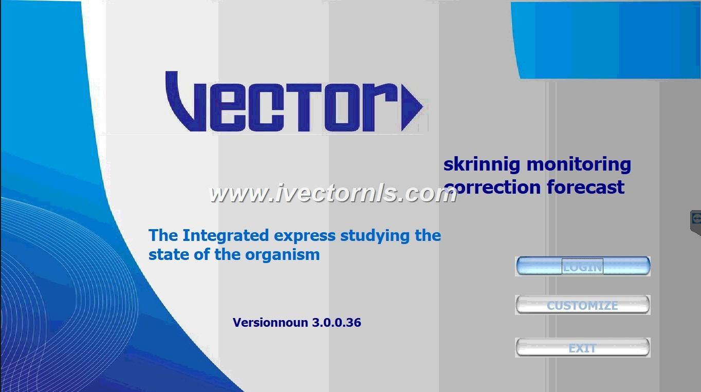vector nls quantum biofield scanner