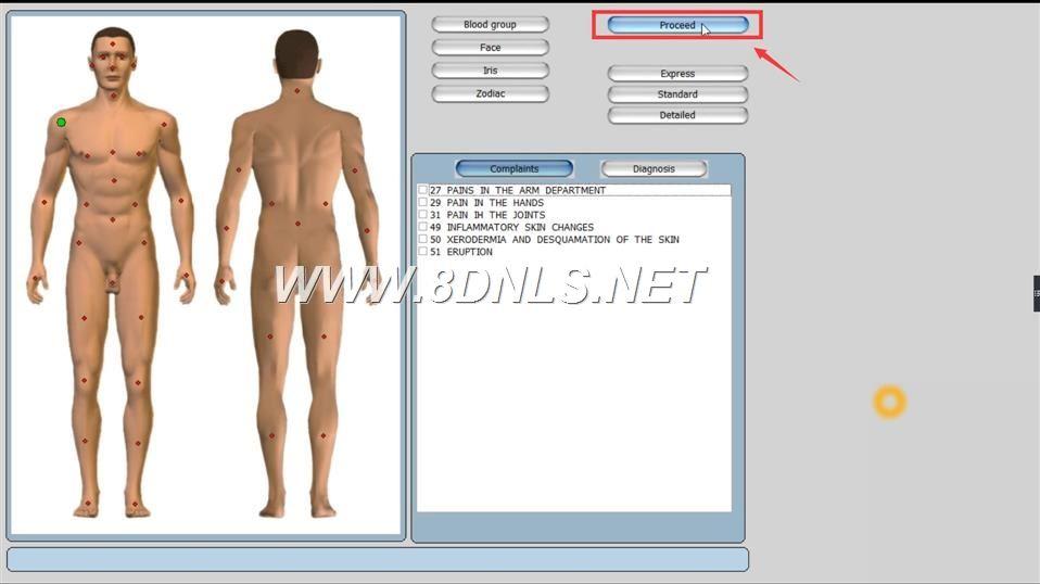 9D NLS Analyzer