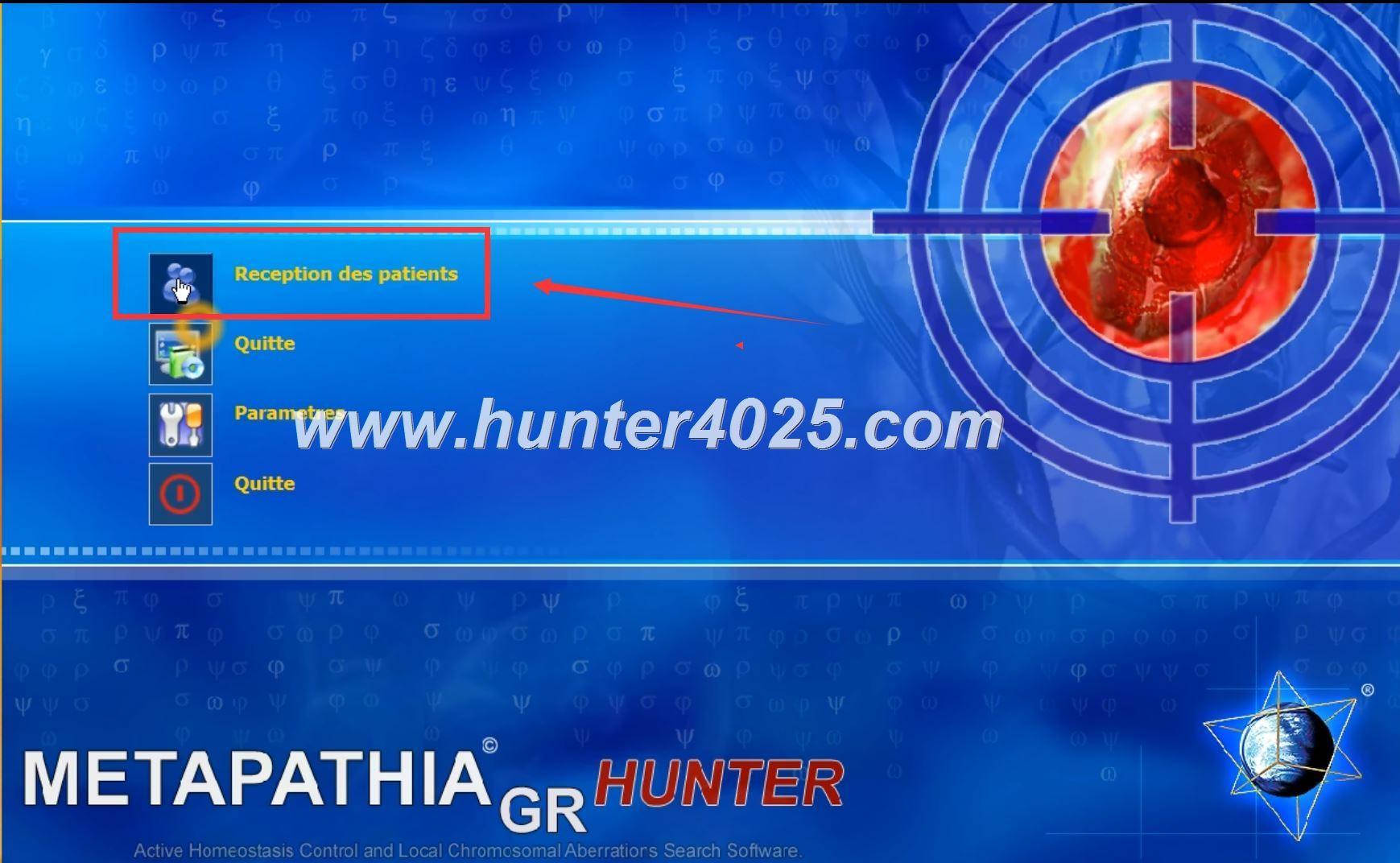 Metatron Hunter Rusia
