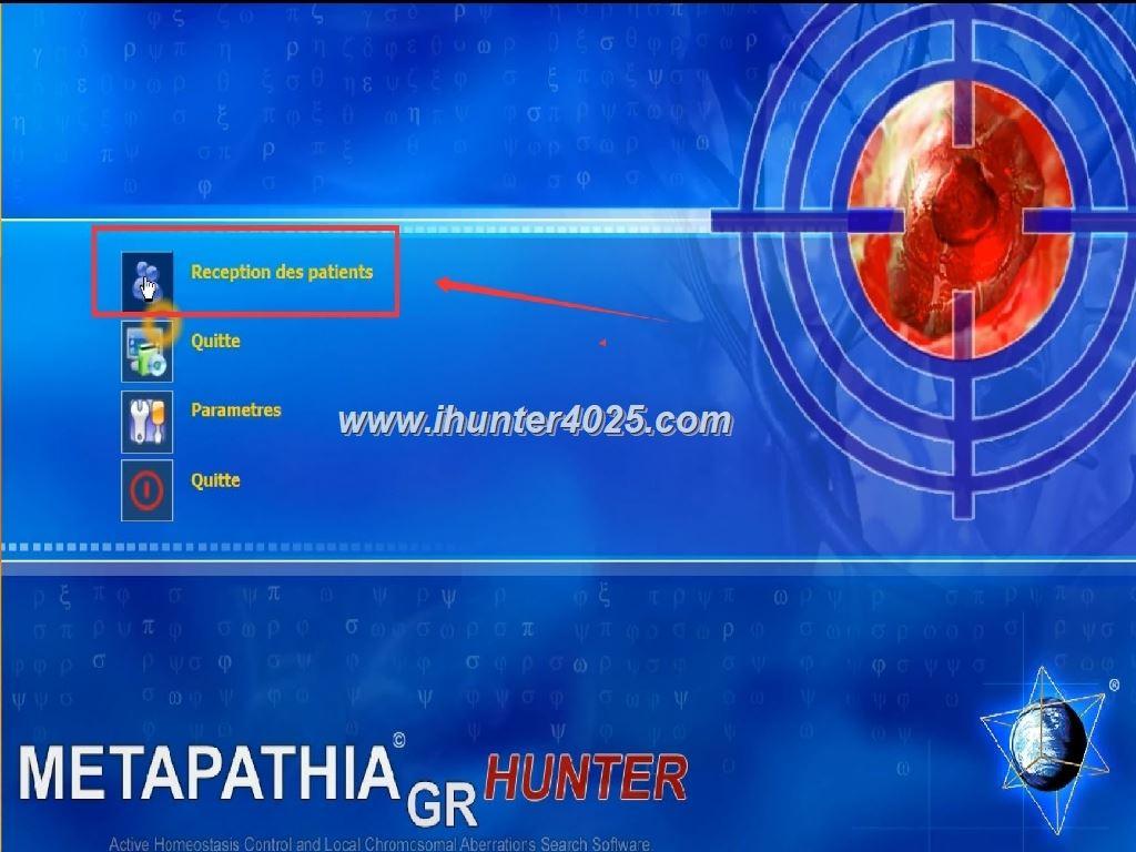 Comprar Metatron Hunter 4025