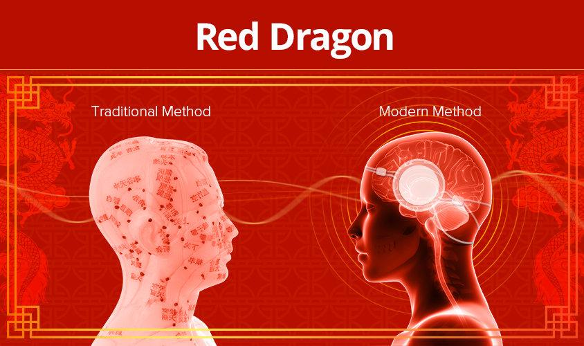 Metatron 4025 Red Dragon